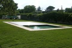 Pose de liner piscine Annecy
