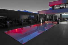 Pose de liner piscine Geneve